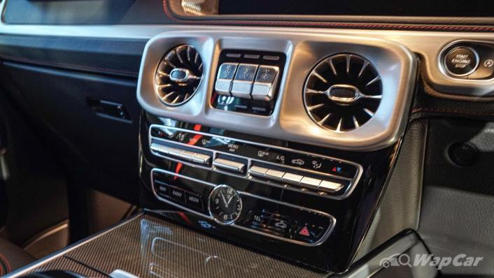 2020 Mercededs-Benz G-Class 350 d Interior 006