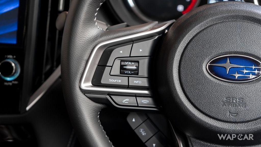 Subaru Forester (2019) Interior 005