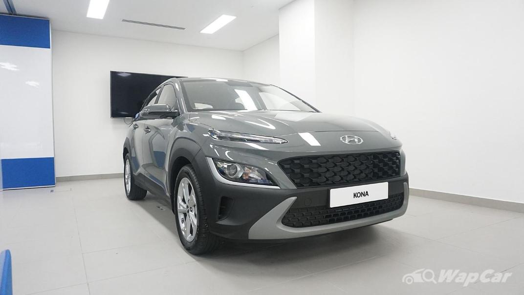 2021 Hyundai Kona 2.0 Standard Exterior 003
