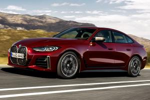 2022 BMW 4 Series Gran Coupe revealed  - When an i4 gets its engine
