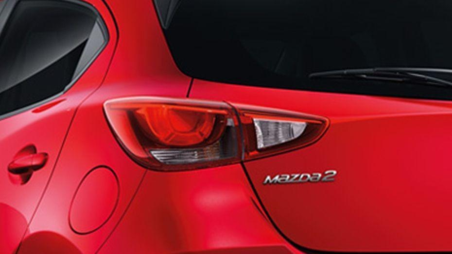 Mazda 2 Sedan (2018) Exterior 010