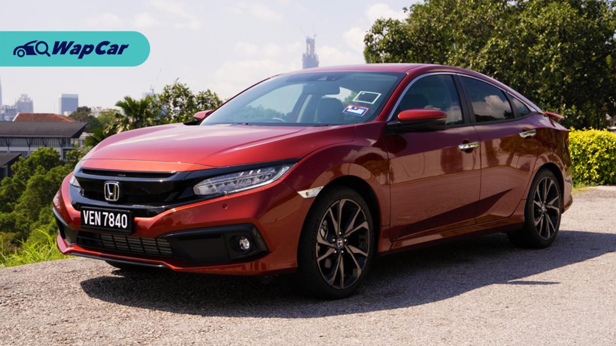 Ringkasan: Honda Civic 1.5 TC-P 2020 facelift, sedan paling berbaloi? 01