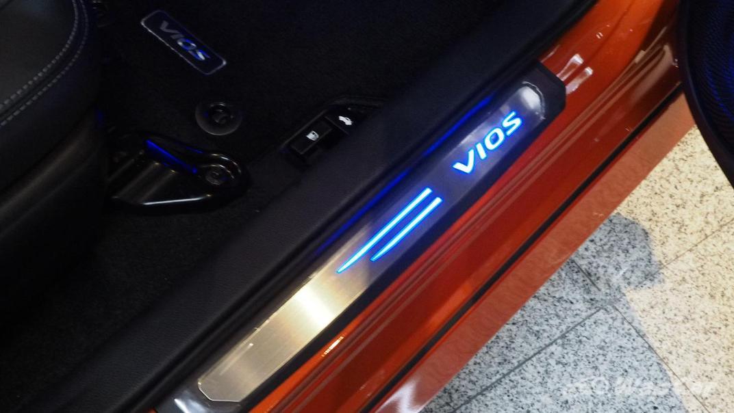 2021 Toyota Vios 1.5G Interior 013