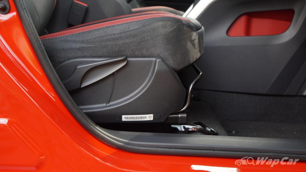 2021 Perodua Ativa 1.0L Turbo AV Special Metallic Interior 042
