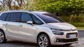 Citroën Grand C4 SpaceTourer (2018) Exterior 005