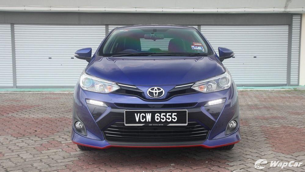 2019 Toyota Vios 1.5G Exterior 035