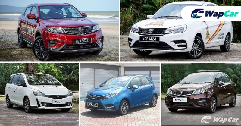 Sales of Proton X70 dropped by 48% in Q1 2020 compared to previous year, but it's not Proton's fault 02