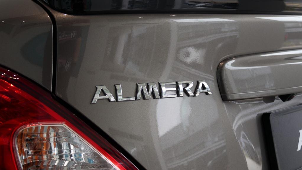 2018 Nissan Almera 1.5L VL AT Exterior 018