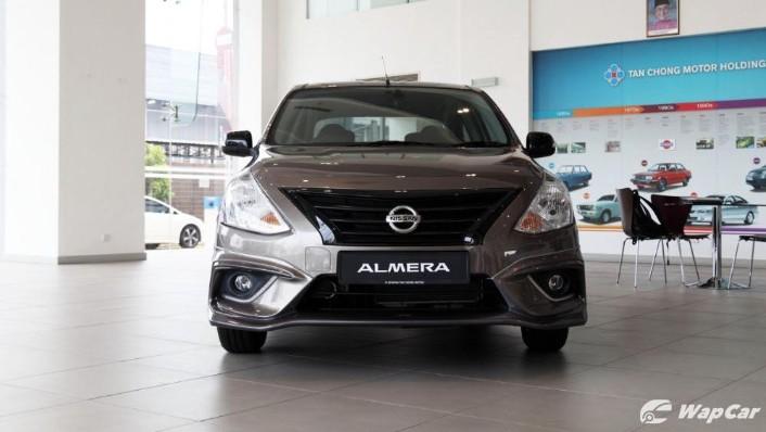 2018 Nissan Almera 1.5L VL AT Exterior 001