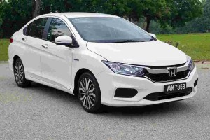 Review: Honda City Hybrid – electrified performance for the masses
