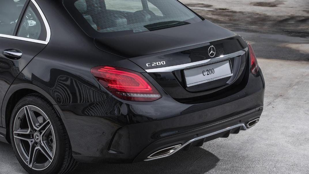 2020 Mercedes-Benz C-Class C 200 AMG Line Exterior 008