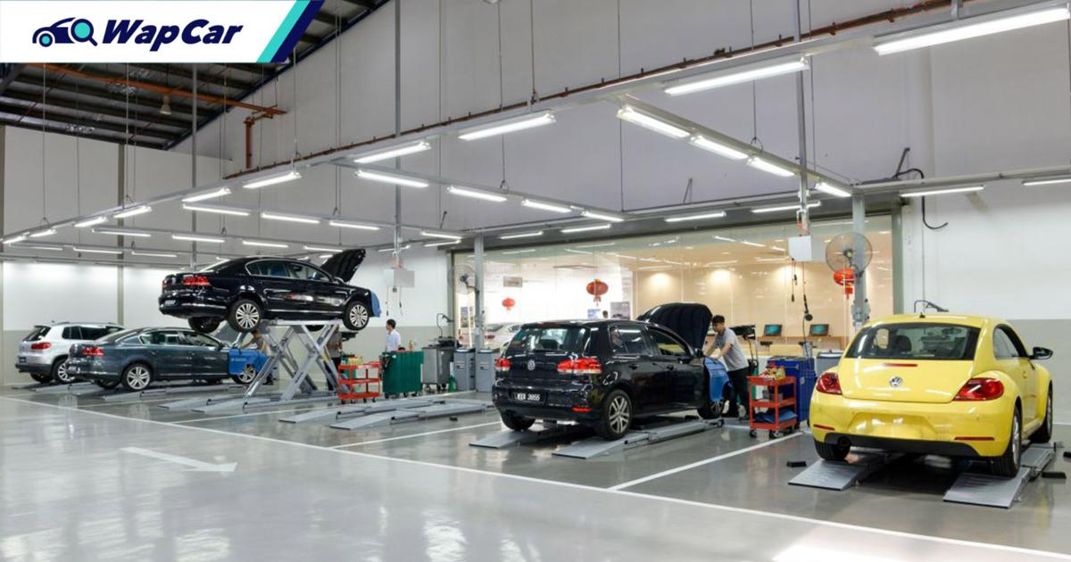 Volkswagen Malaysia launches digital aftersales service 01