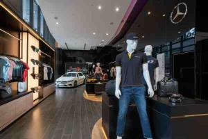 Fan of Lewis Hamilton? Check out Mercedes-Benz's RM3.5m luxury boutique in KL!