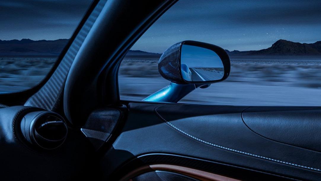 McLaren 720S(2019) Interior 002