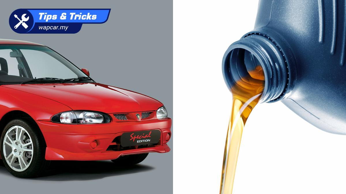 Is synthetic engine oil bad for older cars? 01
