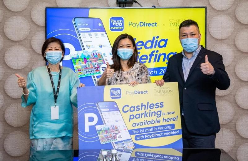 TNG rolls out PayDirect Parking feature! Swipe your TNG card and pay with eWallet 02