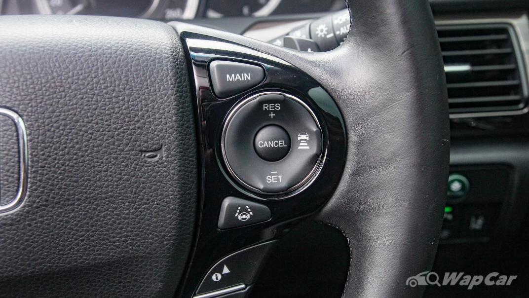 2018 Honda Accord 2.4 VTi-L Advance Interior 124