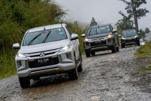 Mitsubishi Triton serba baru sah hadir untuk tahun 2020. Mitsubishi sasar pasaran Malaysia?