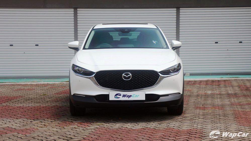 2020 Mazda CX-30 SKYACTIV-G 2.0 Exterior 002