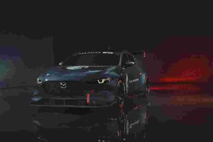Mazda 3 TCR race car revealed