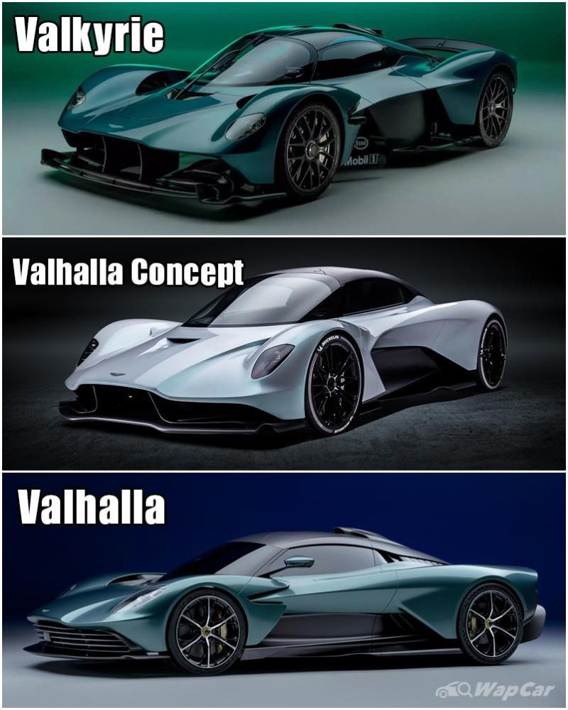 Priced from RM 3.5 mil, only 3 units of the Aston Martin Valhalla are available in Malaysia 02