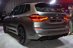 Specs comparison: 2020 BMW X3 M Competition vs Mercedes-AMG GLC 63 S