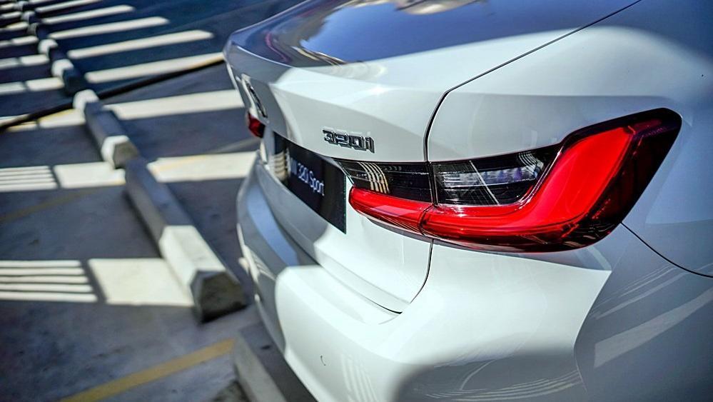2020 BMW 3 Series 320i Sport Exterior 085
