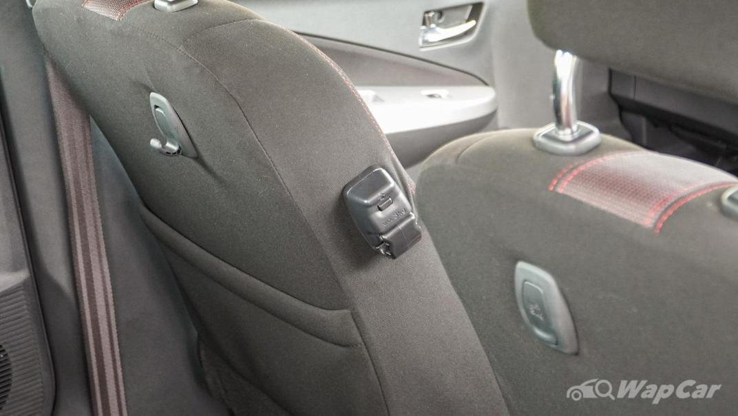 2019 Perodua Axia AV 1.0 AT Interior 033