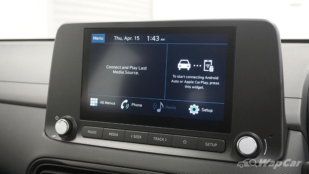 2021 Hyundai Kona 2.0 Standard Interior 010