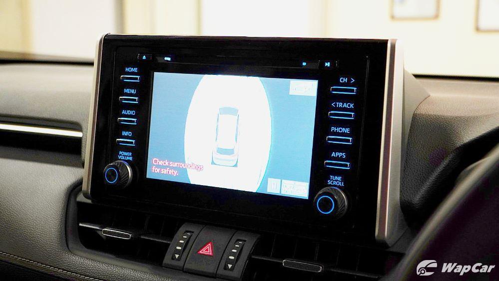 2020 Toyota RAV4 2.5L Interior 055