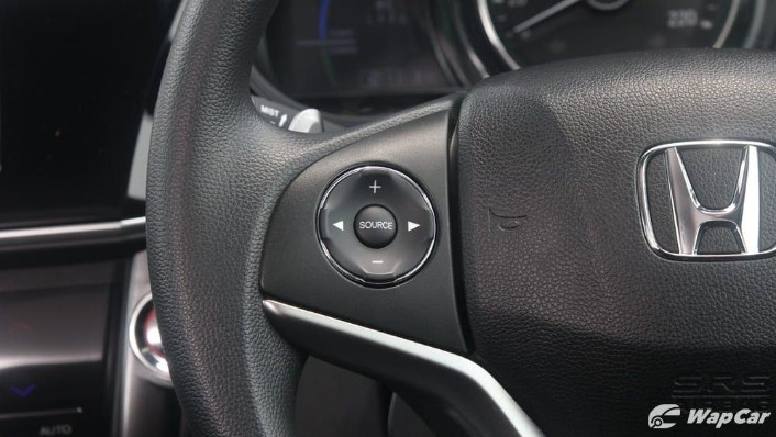 2018 Honda City 1.5 Hybrid Interior 003
