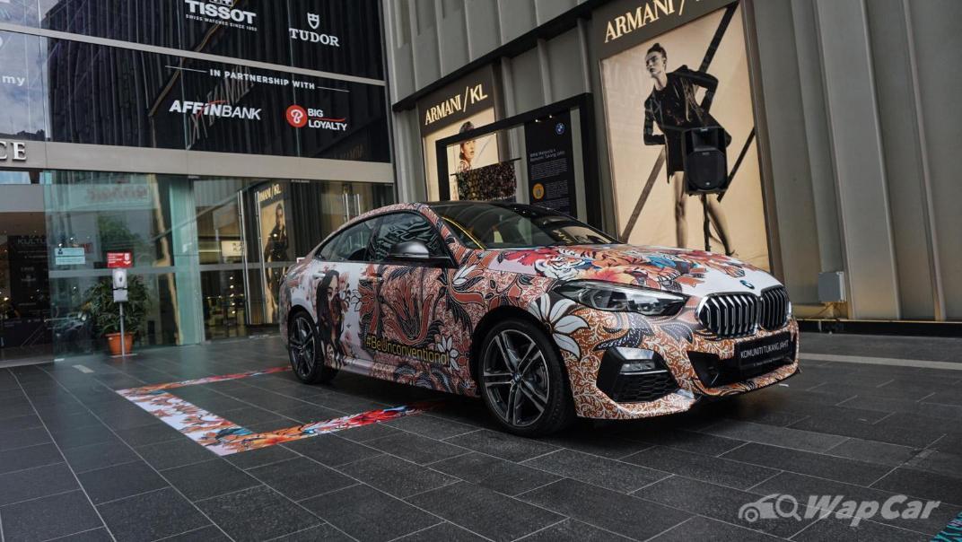 2020 BMW 2 Series 218i Gran Coupe Exterior 025