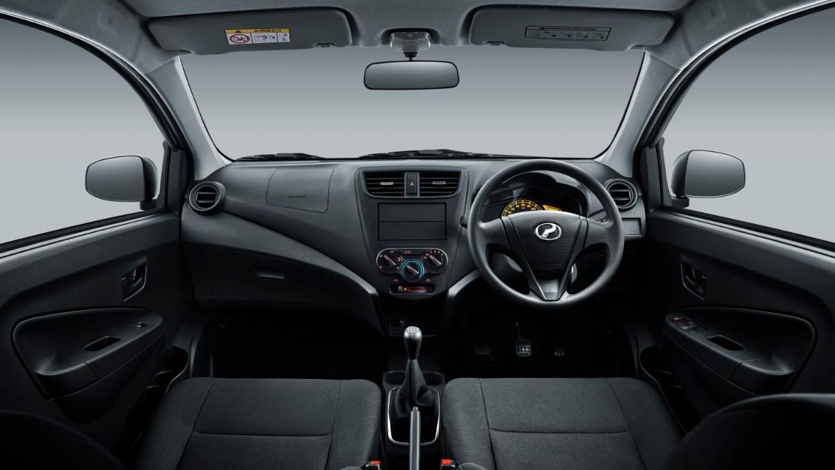 2019 Perodua Axia E 1.0 MT Interior 001