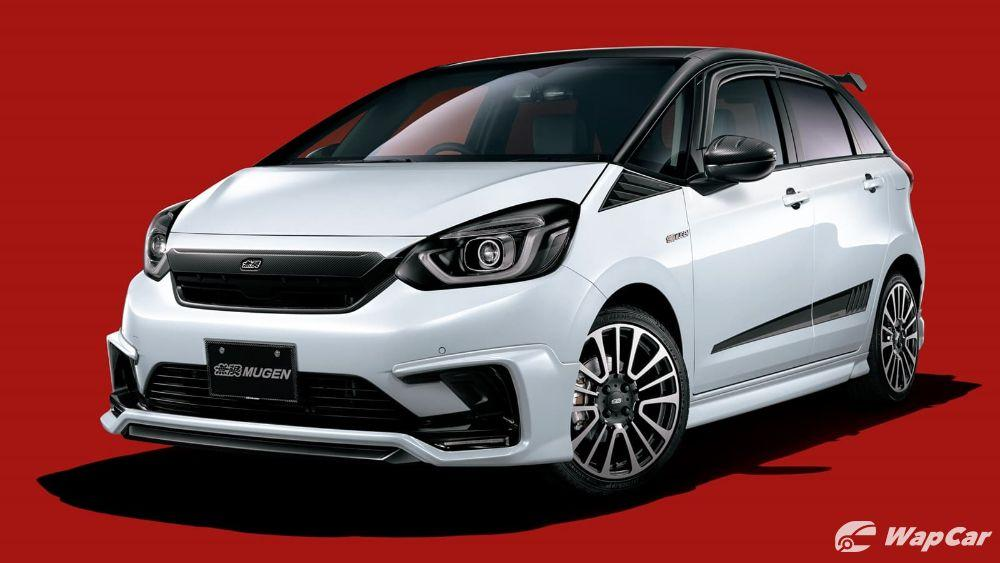 Honda Jazz Type R is possible, if there are 10,000 orders, at least 01