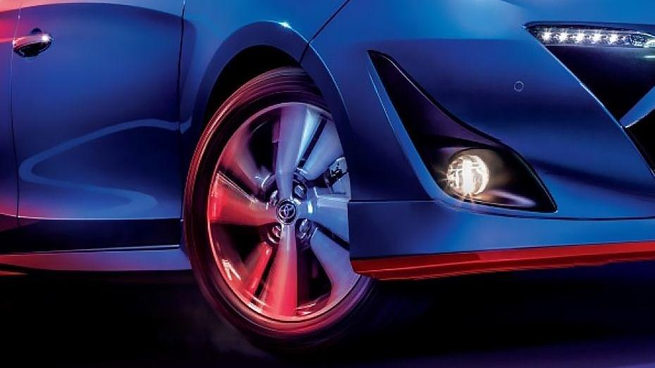Toyota Vios (2019) Exterior 006