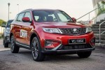 Sales of Proton X70 dropped by 48% in Q1 2020 compared to previous year, but it's not Proton's fault