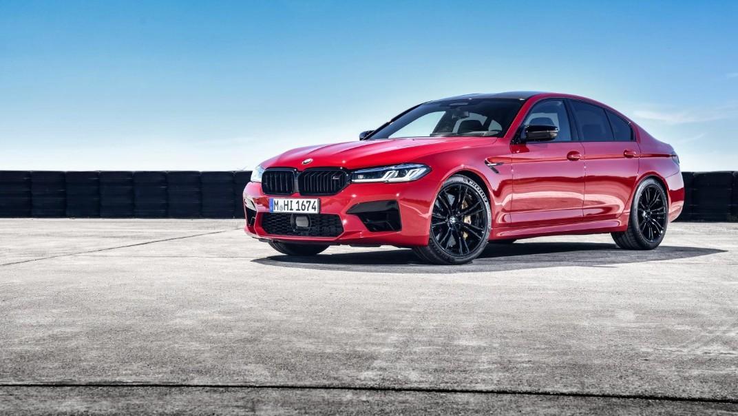 2020 BMW M5 Exterior 056