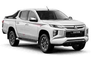 Mitsubishi Triton sets new sales record - 5,792 units sold