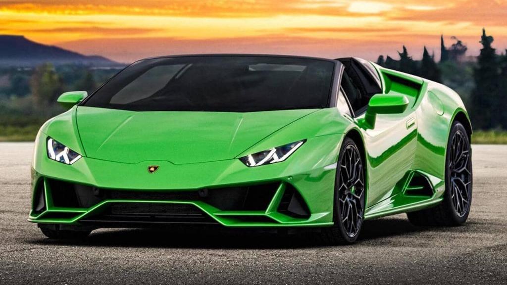 Lamborghini Huracán (2019) Exterior 003