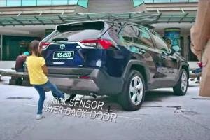 Toyota Synergised Mobility to support UMW Toyota's All About The Drive push