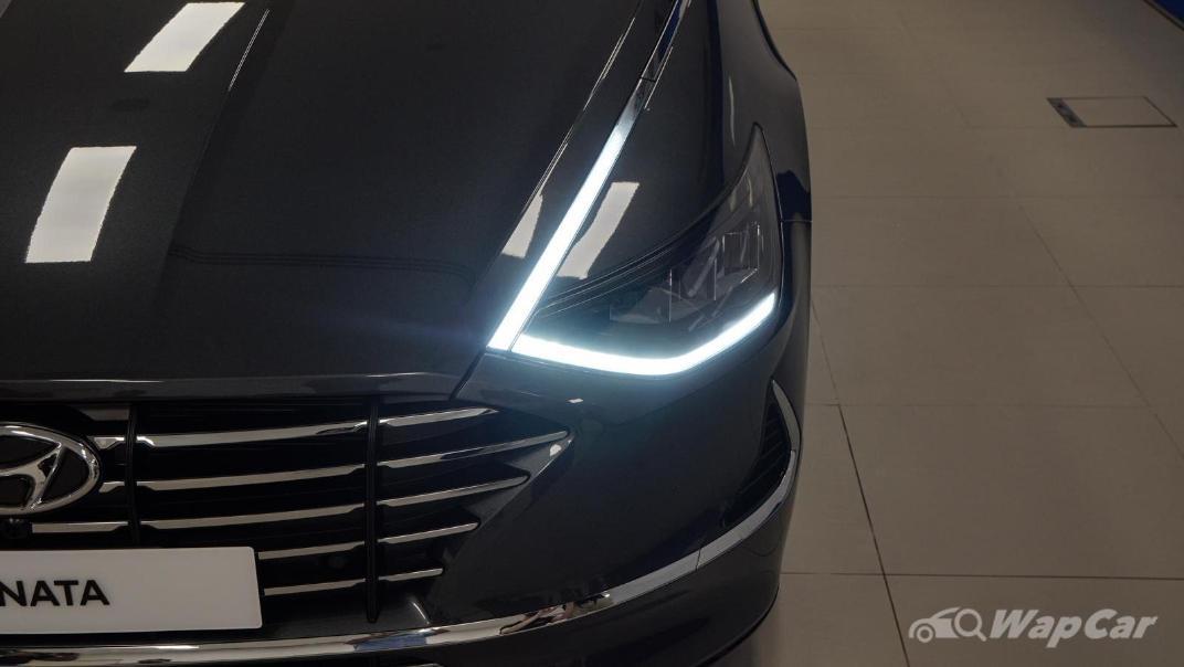 2020 Hyundai Sonata 2.5 Premium Exterior 058