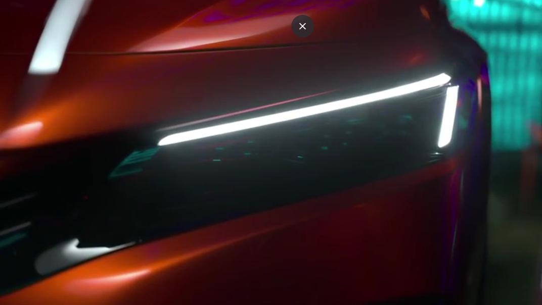 2021 Honda Civic International Version Exterior 017
