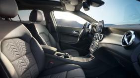 Mercedes-Benz GLA (2018) Exterior 015