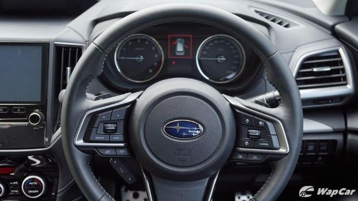 2019 Subaru Forester 2.0i-S EyeSight Interior 003