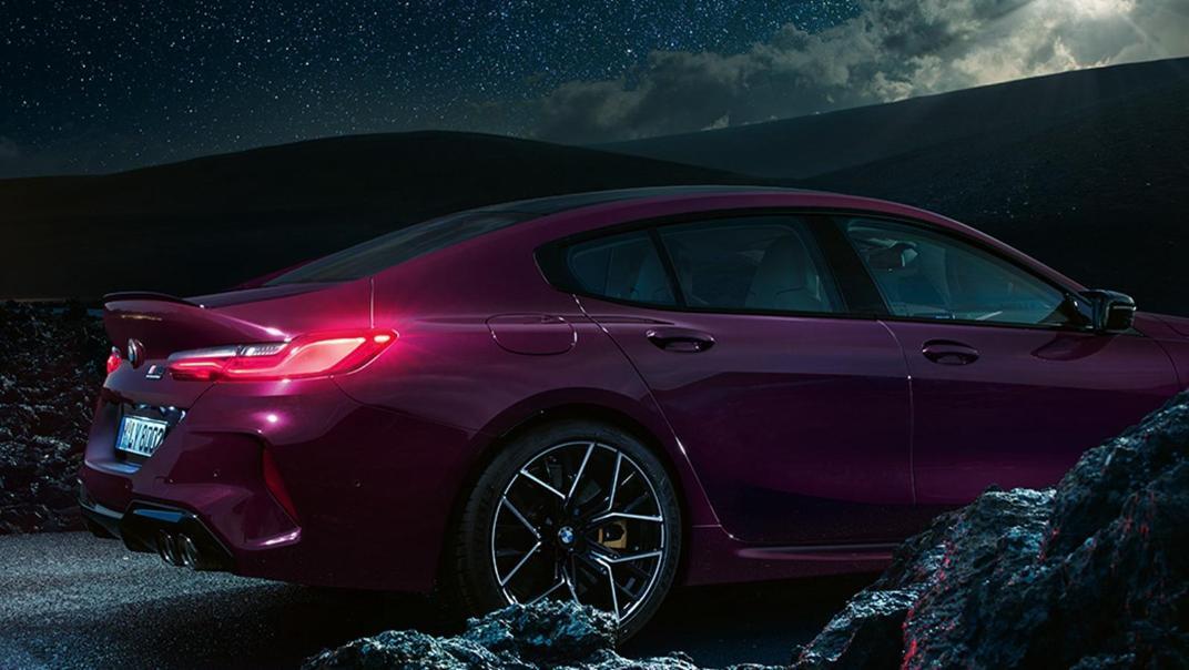 2020 BMW M850i xDrive Gran Coupe Exterior 028