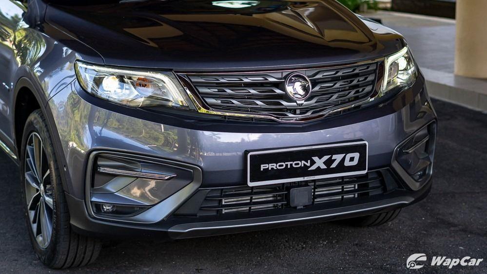 2020 Proton X70 1.8 Premium 2WD Exterior 022