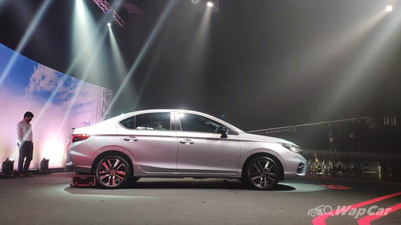 All-new 2020 Honda City debuts in Singapore: New 1.5L DOHC engine, from SGD 93k 02