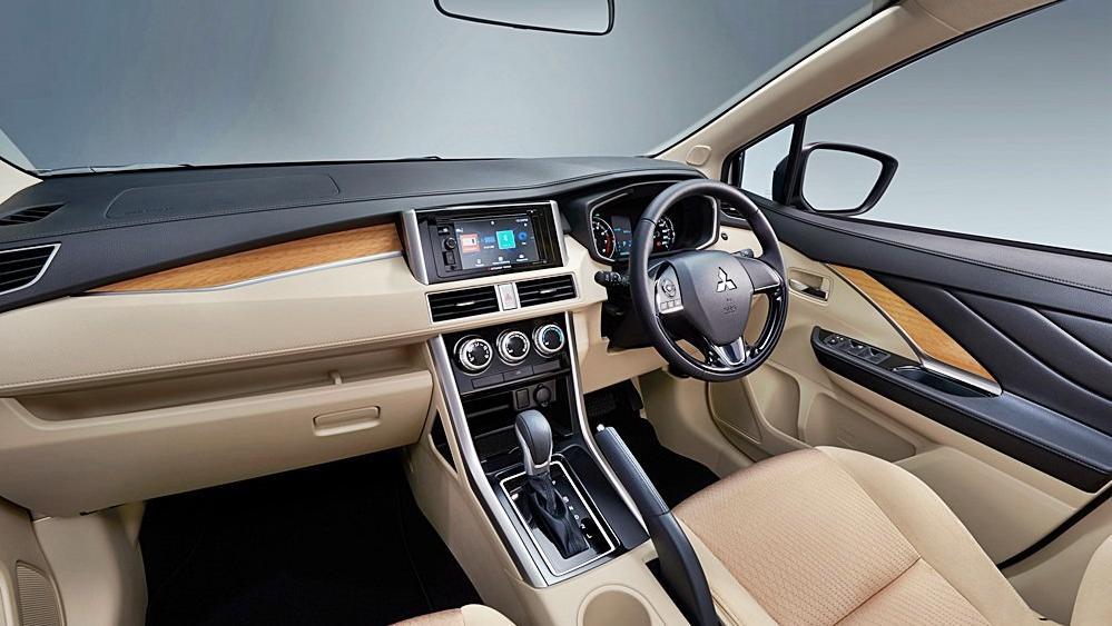 2020 Mitsubishi Xpander Upcoming Version Interior 002