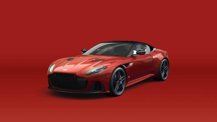 2021 Aston Martin DBX Exterior 008