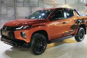 Mitsubishi Triton Athlete 2021 dilancarkan - 2.4L turbodiesel, ADAS, harga RM 141k!